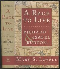 image of A Rage to Live: A Biography of Richard and Isabel Burton