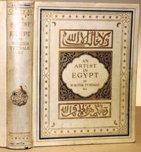 An Artist In Egypt By Walter Tyndale R.I.