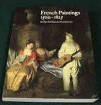 French Paintings 1500 1825  The Fine Arts Museums Of San Francisco