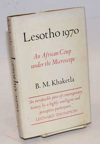 image of Lesotho 1970: an African coup under the microscope