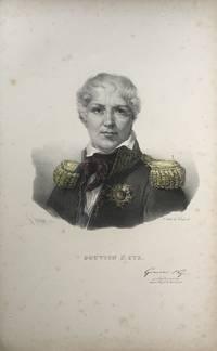GOUVION St. CYR. [Portrait of Laurent de Gouvion Saint-Cyr]