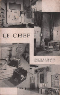 image of Chef / scouts de france n° 332