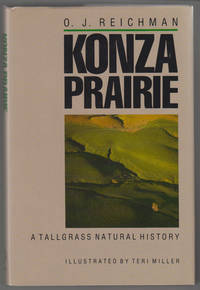 Konza Prairie:   A Tallgrass Natural History