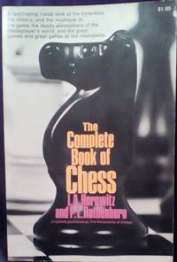 image of The Complete Book of Chess