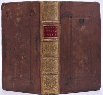 London: Jacob Tonson, 1702. Third Edition, bound in contemporary calf with 19th century professional...