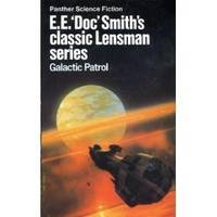 image of Galactic Patrol (Panther science fiction)