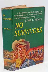 No Survivors (Signed 1st Printing)