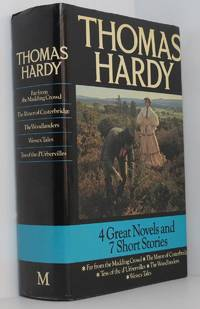 The Thomas Hardy Omnibus (contains Far from the Madding Crowd, The Mayor of Casterbridge, Tess, The Woodlanders and Wessex Tales) by  Thomas Hardy - 1st Edition 1st Printing - 1978 - from Durdles Books (IOBA) and Biblio.com