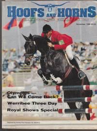 image of Hoofs and Horns Magazine November 1988