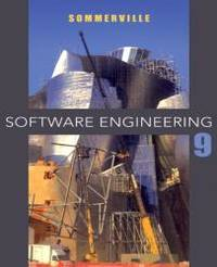 image of Software Engineering (9th Edition)