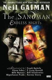 image of The Sandman: Endless Nights (New Edition) (Sandman (Graphic Novels))