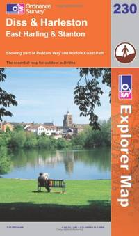 image of Diss and Harleston (Explorer Maps) (OS Explorer Map Active)