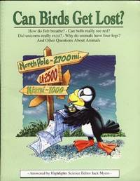 Can Birds Get Lost? And Other Questions About Animals