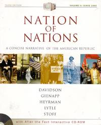 Nation of Nations: A Concise Narrative of the American Republic Volume II