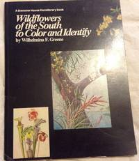 Wildflowers of the South to Color and Identify