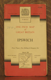ORDNANCE SURVEY ONE-INCH MAP OF GREAT BRITAIN - IPSWICH [NATIONAL GRID SEVENTH SERIES] SHEET 150