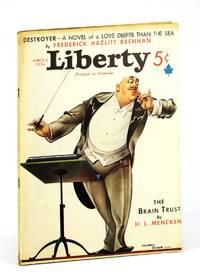 Liberty Magazine, March [Mar.] 3, 1934, Vol. 11, No. 9 -  H.L. Menchen on 'The Brain Trust'