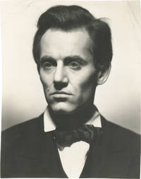 image of Young Mr. Lincoln (Original photograph of Henry Fonda from the 1939 film)