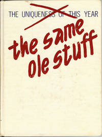 The Same Ole Stuff : Blue Knights Castle Rock Junior High School Yearbook : 1981-82, Volume IX by Editors  - 1st Edition  - 1982  - from Squirrel Away Books (SKU: 013209)