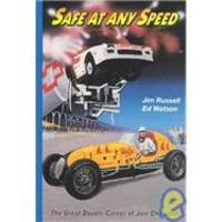 Safe at Any Speed by Jim Russell - Hardcover - 1992-11-01 - from Books Express (SKU: 0962765325)