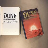 Dune by  Frank Herbert - Hardcover - Third Printing - 1984 - from The Bookman & The Lady (SKU: Herbert-74)