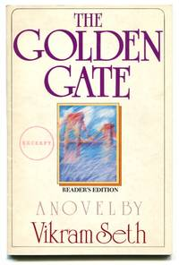image of THE GOLDEN GATE: A Novel in Verse