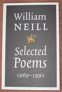 image of Selected Poems 1969-1992