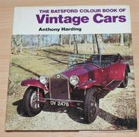 image of The Batsford Colour Book of Vintage Cars