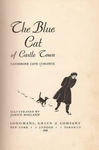 image of The Blue Cat of Castle Town