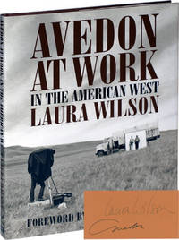 Avedon At Work In the American West (Signed First Edition)