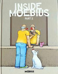 Moebius Jean Giraud ARTBOOK Lazlo Parker Abstract work