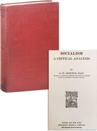 Socialism: A Critical Analysis