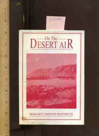 image of On The Desert Air [illustrated, Poetry, Biography, UK]