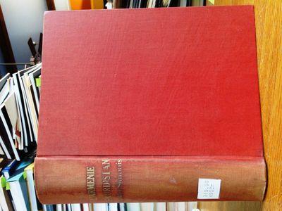 Washington, DC: Universite Catholique D'Amerique, 1892. Hardbound. Very clean and tight but for art ...
