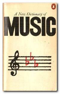 image of A New Dictionary Of Music