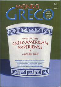 MondoGreco: Double Issue: Fall 2001 - Spring 2002