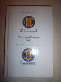 Vietnam Veterans of America Membership Directory 2000