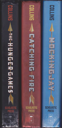 image of The Hunger Games Trilogy Hardcover Set: Hunger Games, Catching Fire, Mockingjay