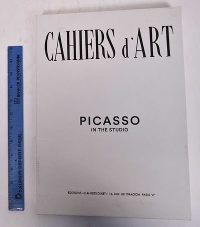 Paris: Editions Cahiers d'Art, 2015. Paperback. VG- light curling to front cover edge.. Pink wraps w...