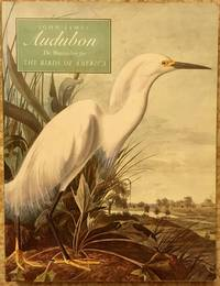 John James Audubon: The Watercolors for the Birds of America by Annette Blaugrund & Theodore E. Stebbins - Paperback - First Edition - 1993 - from BanditBooks and Biblio.com