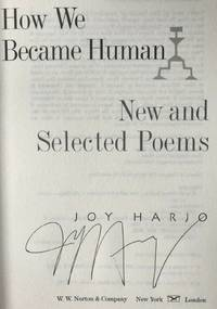 HOW WE BECAME HUMAN (SIGNED)
