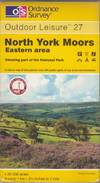image of North York Moors: Eastern Area (Outdoor Leisure Maps)