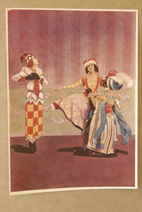 Wraps. Johnson, A.E. The Russian Ballet with Illustrations by Rene Bull. London: Constable, 1913. Fi...