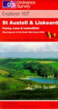 image of St.Austell and Liskeard: Fowey, Looe and Lostwithiel (Explorer Maps)