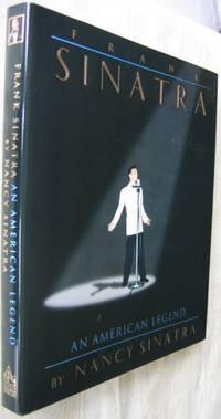 "image of Frank Sinatra: An American Legend  -comes complete with ""Frank Sinatra an American Legend"" CD"