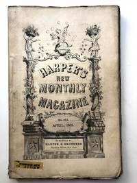 Harper's New Monthly Magazine, April, 1868