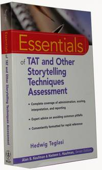 Essentials of TAT and Other Storytelling Techniques  Assessment