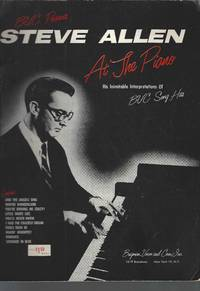 BVC Presents Steve Allen At The Piano [Songbook]
