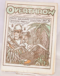 image of Overthrow: A Yippie Publication. Vol. 7, no. 3 (Fall 1985)