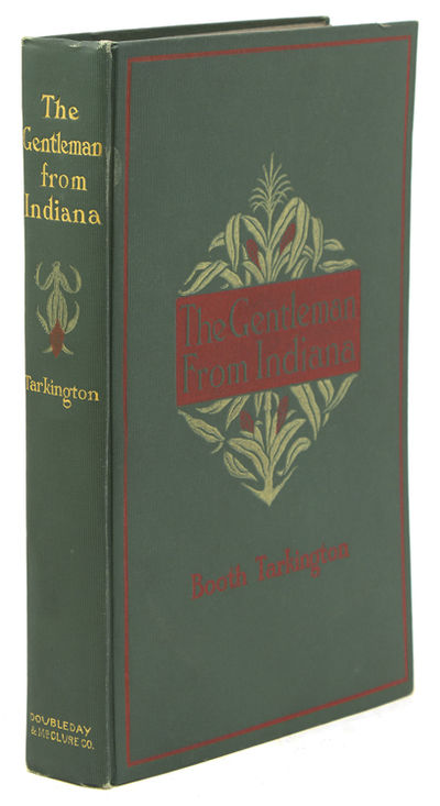 New York: Doubleday & McClure Co, 1899. First edition, first state with